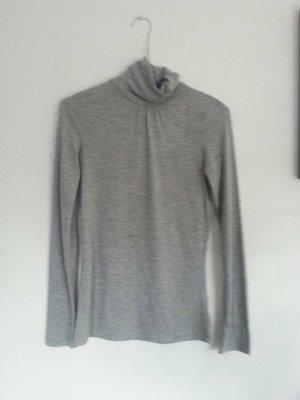 Rollkragen Shirt , neu, grau, S v.Friendtex