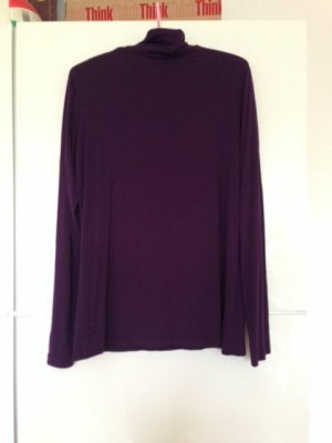 Turtleneck Shirt multicolored viscose