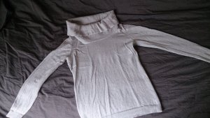Turtleneck Shirt light grey