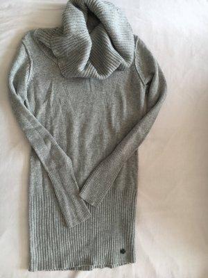 Rollkragenpulli/Longshirt/Pullikleid
