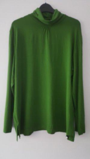 Himmelblau by Lola Paltinger Camisa de cuello de tortuga verde