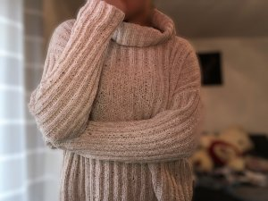 Brave Soul Knitted Sweater beige-cream