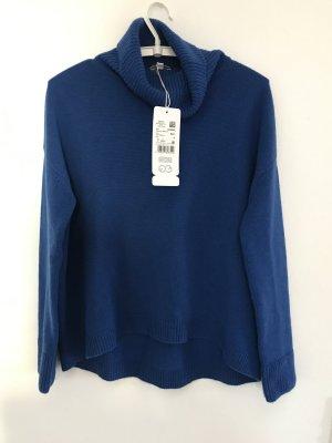 Escada Sport Jersey holgados azul neón-azul Lana