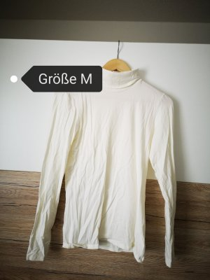 Modström Jersey de cuello alto crema-beige claro