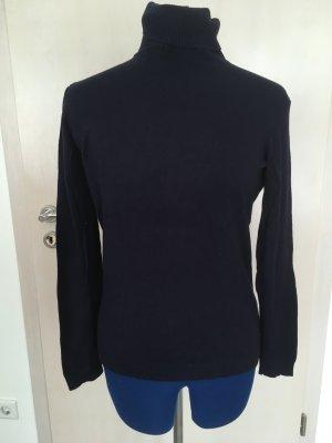 Woman by Tchibo Jersey de cuello alto azul oscuro