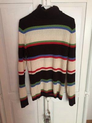 Hugo Boss Turtleneck Sweater multicolored