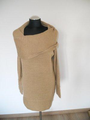 Rollkragenpullover Pullover H&M beige