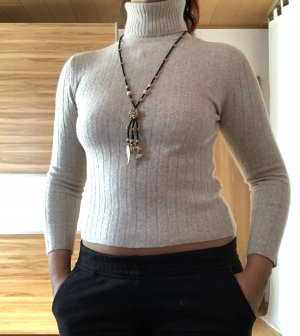 Rollkragenpullover,Pullover,Strick,Wolle,Kashmir Gr.36/38