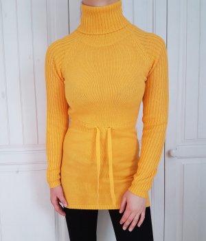 Rollkragenpullover Rollkragenpulli Rollkragen Pulli Pullover Kleid Pulloverkleid Strickpullover