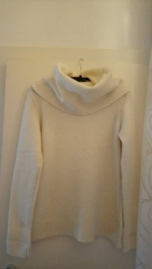 Sixtyseven Turtleneck Sweater white polyester