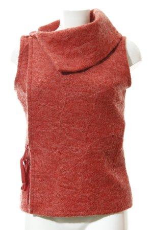 Colshirt rood Extravagante knoppen