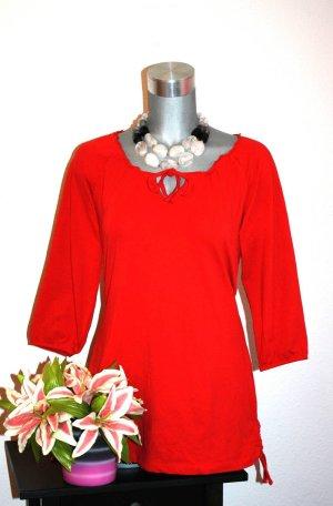 Romantic Basic Shirt gr.38/40 Pullover Blogger Vintage
