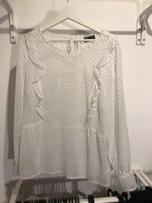 Romantic-Style - sehr süße gepunktete Bluse