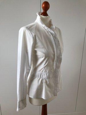 Romantische Bluse von Massimo Dutti, Größe 38