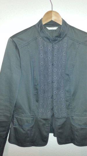 Romantische Jacke mit Schösschen von Promod Gr. 40