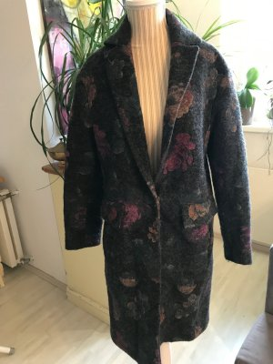 Asos Cappotto in lana multicolore Lana