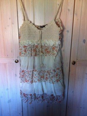Romantisches Boho-Kleid