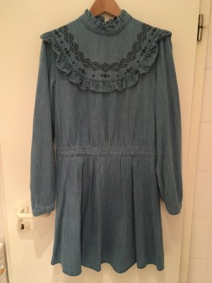 & other stories Denim Dress multicolored cotton
