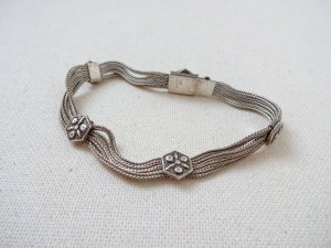 romantisches kettchen Armband 925silber