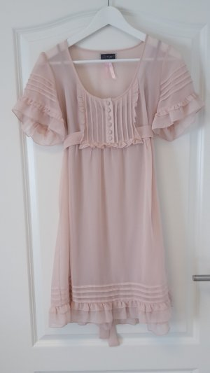 Lipsy Robe empire rosé polyester