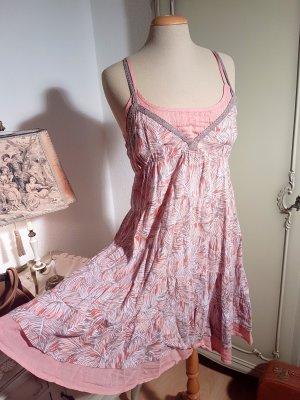 Romantisches Kleidchen im Lagen-Look   Hippie Boho