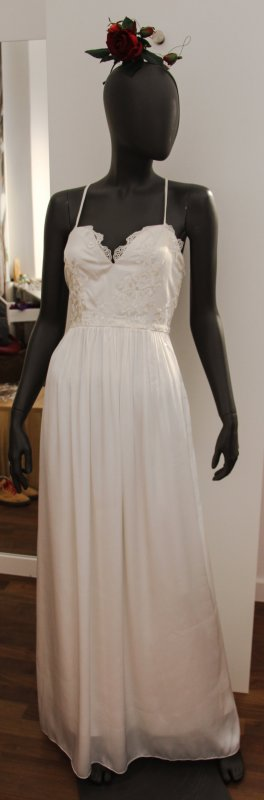 Wedding Dress oatmeal