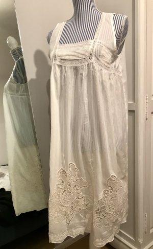 Zara Vêtement pour la maison blanc cassé coton