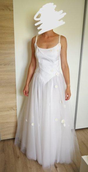 romantisches Tüll Brautkleid Hochzeit wedding Gr. 36