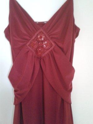 romantisches wunderschönes Kleid