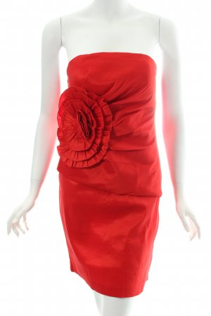 Romeo & Juliet Couture Abendkleid rot Eleganz-Look