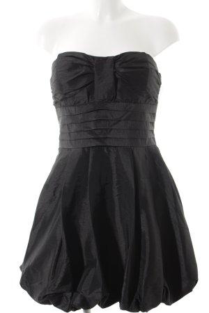 Romeo & Juliet Couture Abendkleid schwarz Elegant