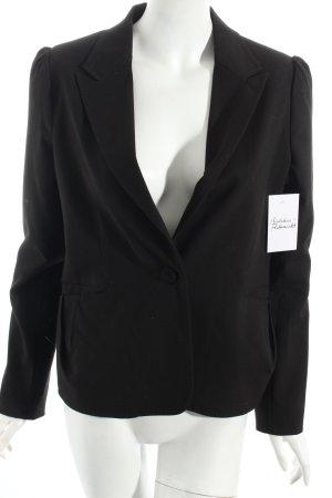 Romeo & Juliet Couture Blazer schwarz schlichter Stil