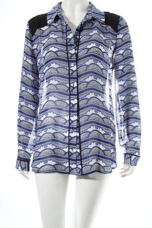 Romeo & Juliet Couture Langarm-Bluse Mustermix