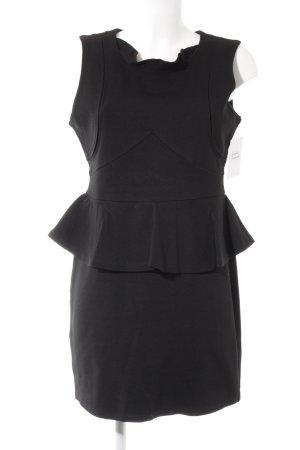 Romeo & Juliet Couture Schößchenkleid schwarz Party-Look