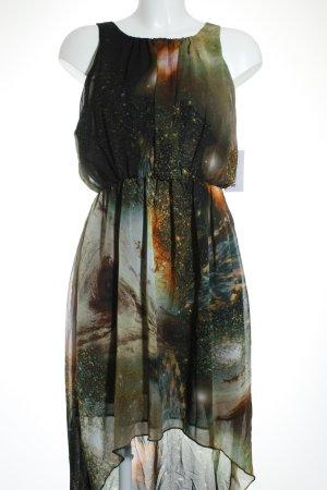 Romwe Abendkleid Farbverlauf schlichter Stil