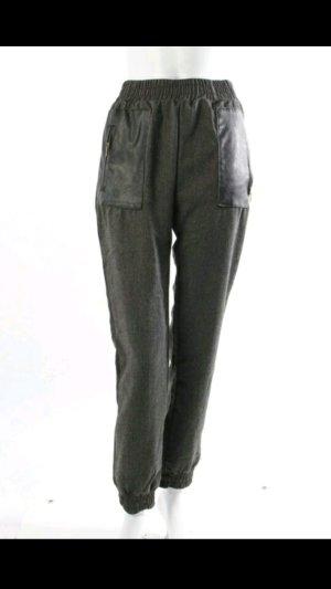 Romwe Pantalon taille haute multicolore