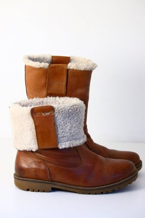 ROOTS Winterstiefel aus Leder