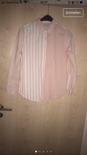 Rosa Abercrombie und Fitch Bluse