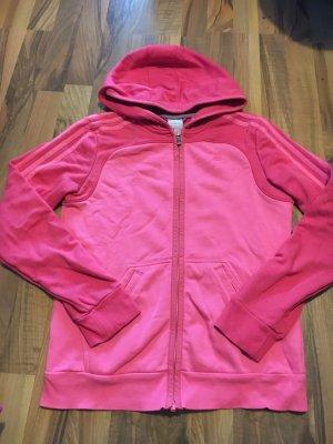 Rosa Adidas Jacke