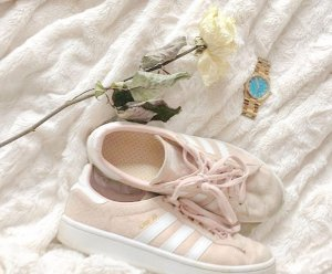 Rosa Adidas Schuhe