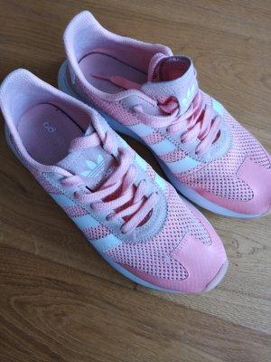 Rosa Adidas Sneaker, Gr. 38 2/3