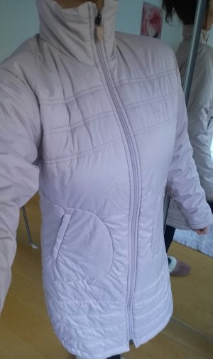 Rosa Adidas Winterjacke