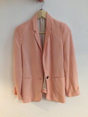 Rosa Altrosa Blazer Zara Größe 34