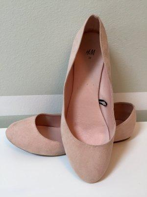 Rosa Ballerina von H&M