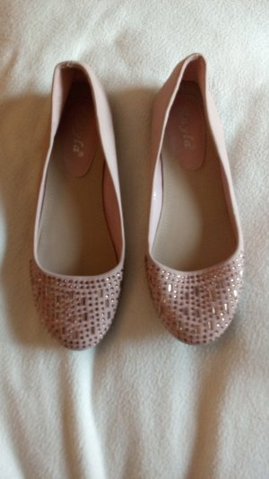 rosa Ballerinas
