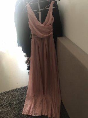 Abito da ballo rosa chiaro-rosa