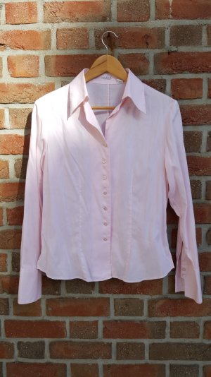 Rosa - Basic - Bluse mit raffinierten Manschetten