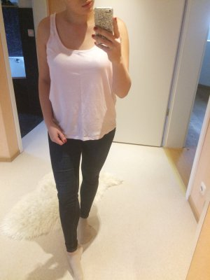 Rosa Basic Top von H&M Divided