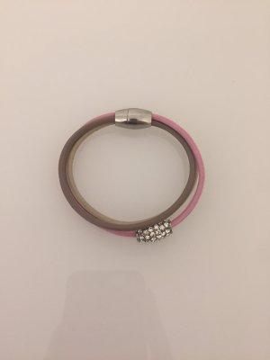 Rosa Beiges Armband