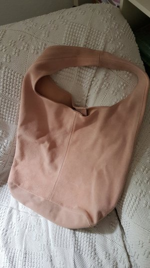 Made in Italy Pouch Bag dusky pink